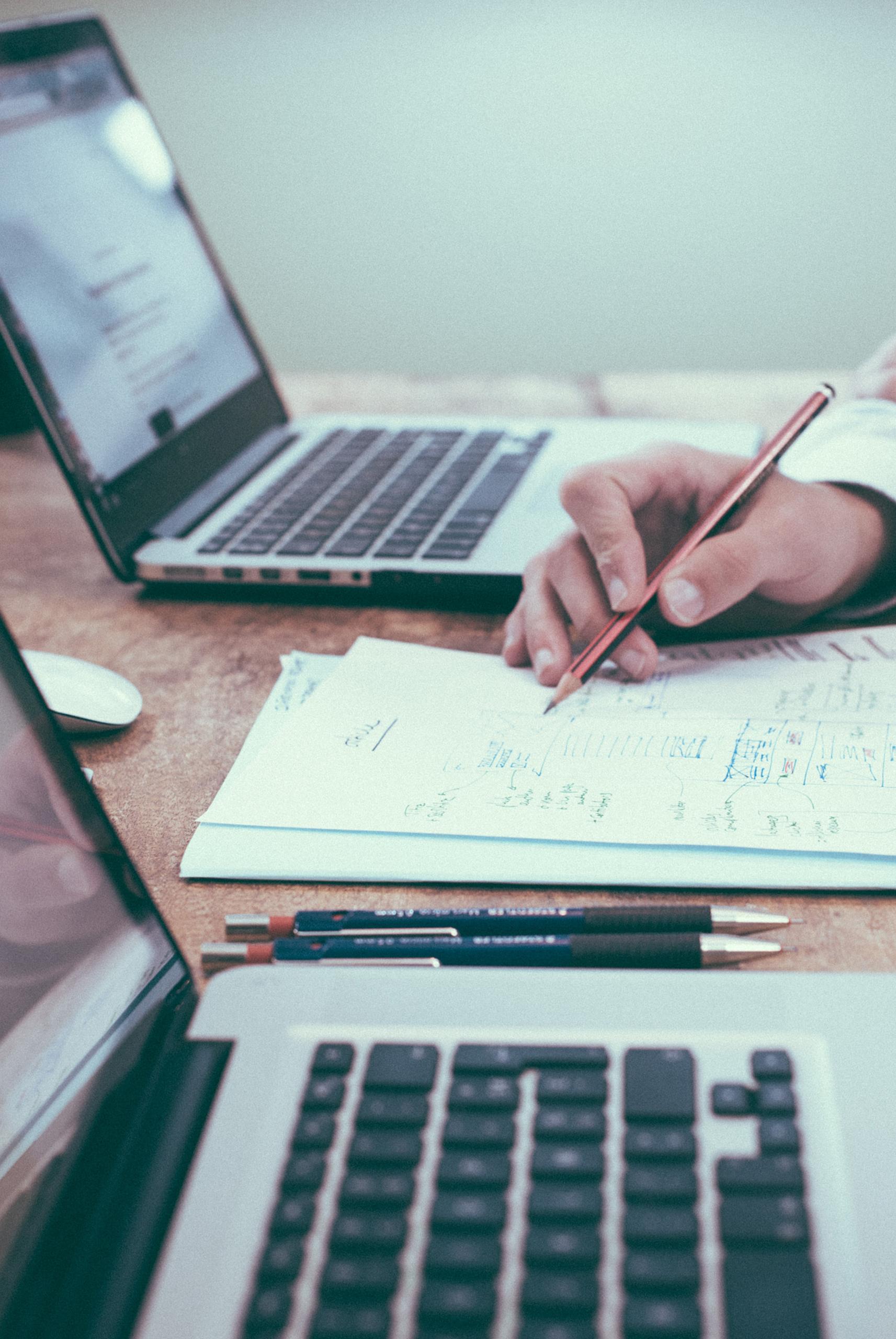 Darbų planavimas ir biudžeto sudarymas